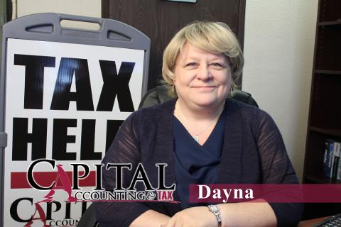 Dayna Garner, Tax Professional